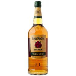 Bourbon four roses liter fles 40%  1.000