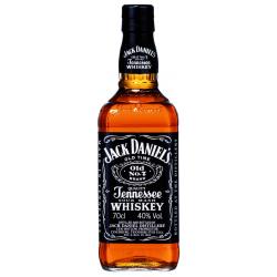 Bourbon j.daniels black liter 45%  1.000
