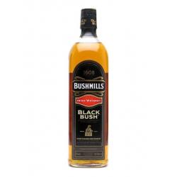 Irish whiskey bushmill black 40%  0.700