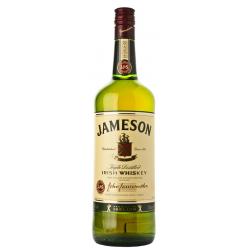 Irish whiskey jameson liter 43%  1.000