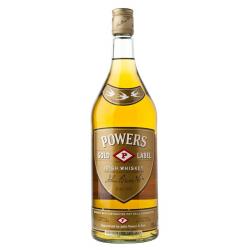 Irish whiskey john powers liter 43%  1.000