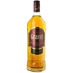 Whisky grant's liter 40% 1.000
