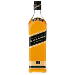 Whisky walker black label liter 40%  1.000