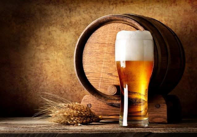 Bier Barrel aged