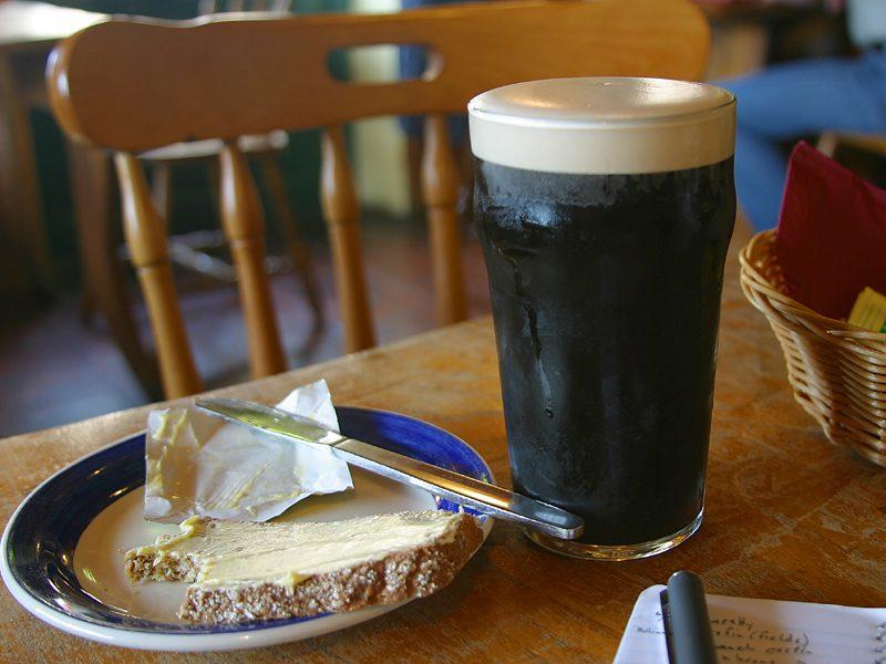 Bier Stout (rus imperial)