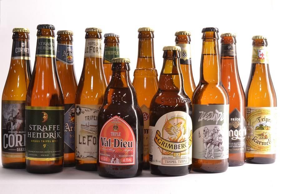 Bier Tripel, nagist